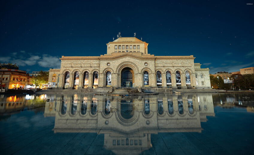 Tours in Armenia
